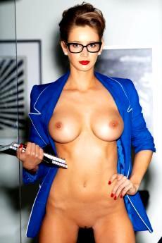 Моя очкастая секретарша