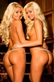 Милые сестры нагишом