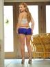 Голая рыжая девка с аппетитным задом (14 фото), фото 5