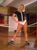 Silvia Saint в белых трусах на смуглой попке, фото 1