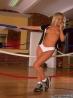 Silvia Saint в белых трусах на смуглой попке, фото 5