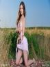Прелестная молодая модель голая на траве (12 фото), фото 5