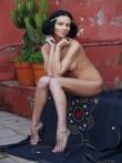 Изящная греческая девушка с голой жопой (16 фото), фото 10