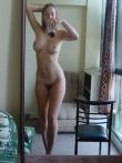 Мохнатка на любительских фотках с крупными сиськами, фото 2