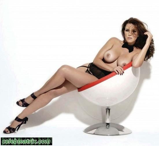 Красивая эротическая фотосессия Алисии