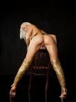 Золотая задница на длинных ножках, фото 6