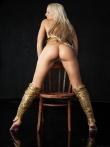 Золотая задница на длинных ножках, фото 8