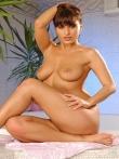 Супер телка с натуральными голыми дойками Veronika Vanoza, фото 12