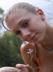 Превосходная обнаженная грудь на любительских фотках, фото 1