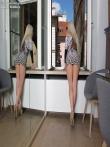 Горячая попка зрелой порно звезды Blanche Bradburry с дилдо в анале, фото 1