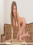 Знойные голые сиськи аппетитной блондинки Vanea, фото 3
