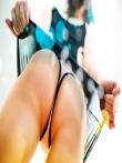 Мокрые и в масле большие попки сочных девушек (30 фото), фото 15