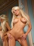 Красивая длинногая телка Nicolette Shea, фото 15
