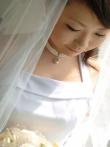 Голая азиатская невеста с крупными дойками, фото 1
