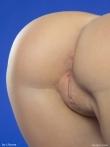 Крепкая жопа и натуральные титьки очаровательной блондинки, фото 6