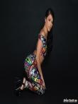 Adriana Chechik стройная шлюшка в легинсах, фото 5