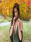 Сладкая голая попка гламурной шлюшки с большими сиськами Shelly Lee, фото 3