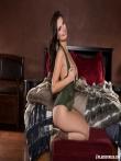 Сладкая голая попка гламурной шлюшки с большими сиськами Shelly Lee, фото 4