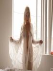 Очаровательные любительские дойки и пухлая жопа веселой блондинки в постели, фото 3