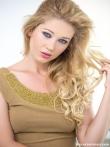 Накрашенная модель Marianna Merkulova с красивой попкой, фото 4