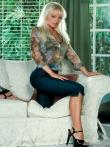 Ретро фото красивой порнозвезды Silvia Saint, фото 1