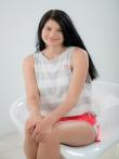 Аппетитные голые груди спортивной модели Luci Li, фото 1