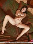 Роскошная пышная девушка с огромными натуральными дойками, фото 7