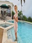 Cherie Deville зрелая фото модель с мокрой попкой и анальной заглушкой, фото 10