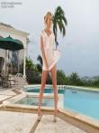 Cherie Deville зрелая фото модель с мокрой попкой и анальной заглушкой, фото 2