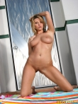 Carli Banks в откровенном бикини, фото 13