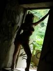 Азиатка в бикини показывает роскошные голые сиськи, фото 16