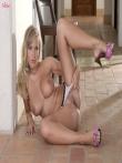 Блондинка Chikita сексуальная модель с аппетитными сиськами, фото 7