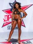 Горячая африканская порнозвезда Ana Foxxx со смуглой попкой в вырезе кружевных трусов, фото 1