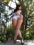 Большая голая жопа в бикини крупным планом, фото 9