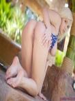 Забрызганные спермой большие дойки блондинки в бикини, фото 14