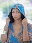 Межрассовое с красивой худой арабкой и негром с огромным хуем, фото 2