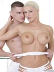 Массаж до оргазма с Бланш Брадберри, фото 3