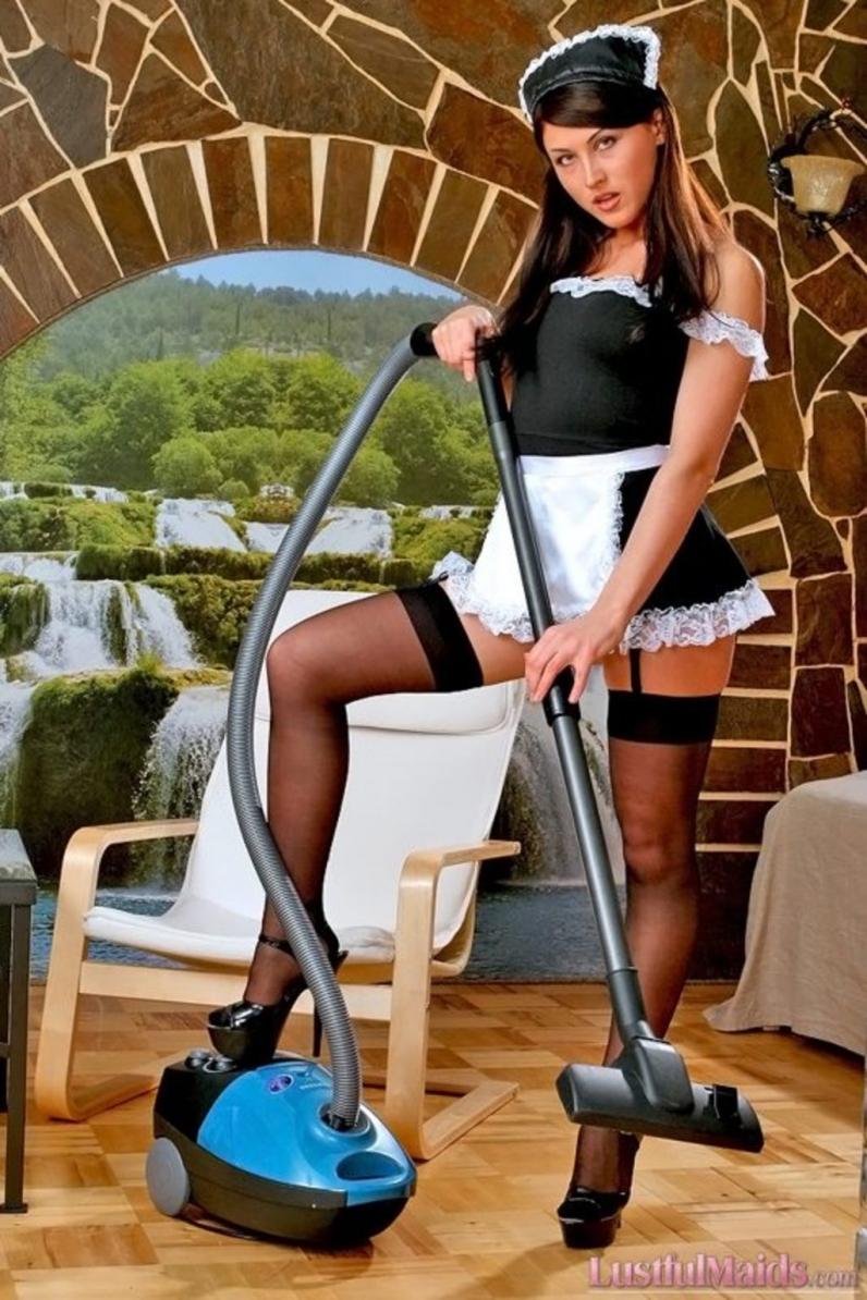 Секс с уборщицей раздевалки 22 фотография