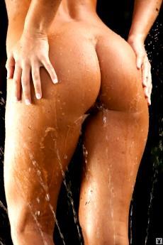 Жаркая голая девушка Victoria Nicole (15 фото)