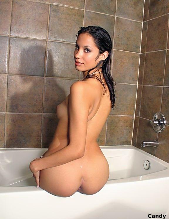 фото голой латинки в ванной они увидили свежий